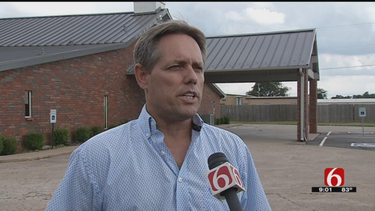Bixby Man Speaks Out After Being Detained On Mexican Border During Mission Trip