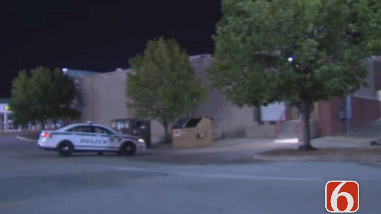 Dave Davis Reports On Tulsa Stabbing Arrest