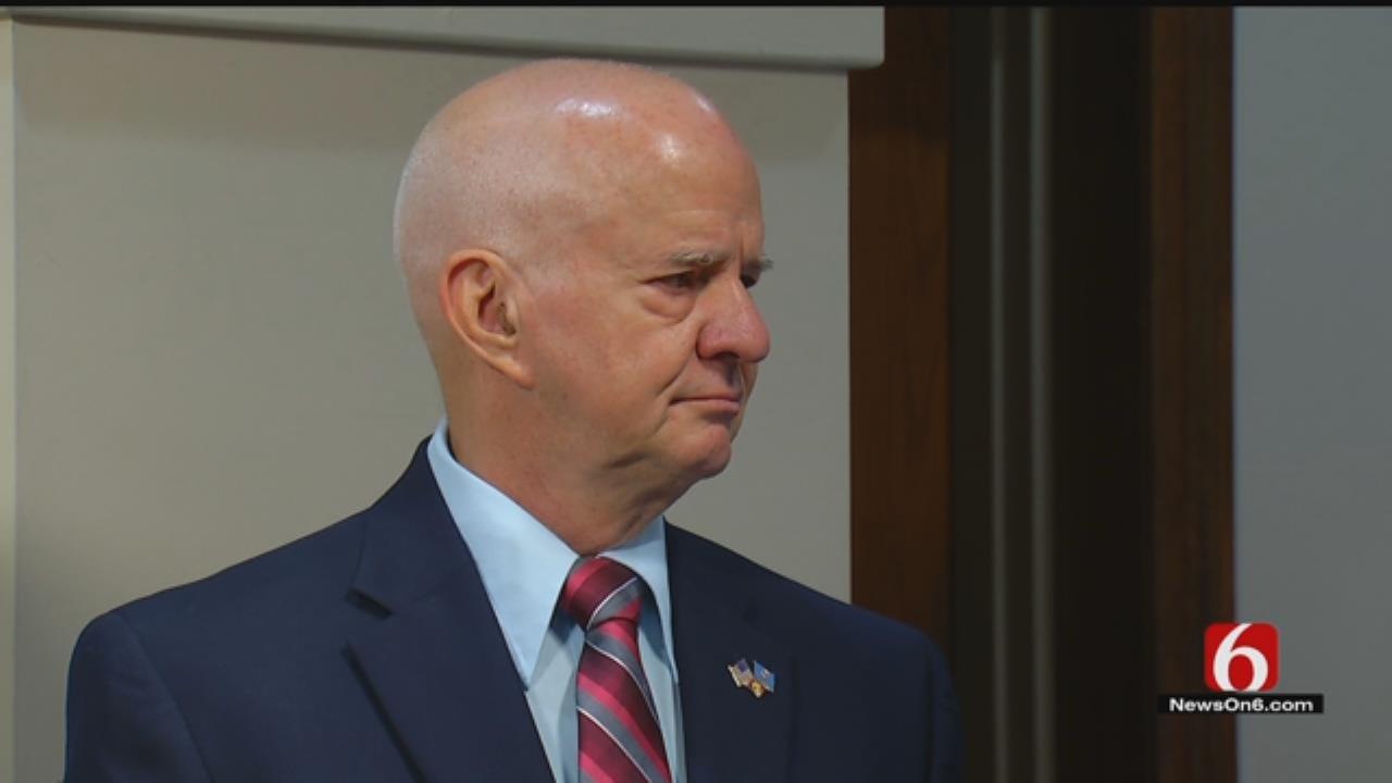 Rex Berry Criticizes Regalado, Talks His Plan For Tulsa County Sheriff