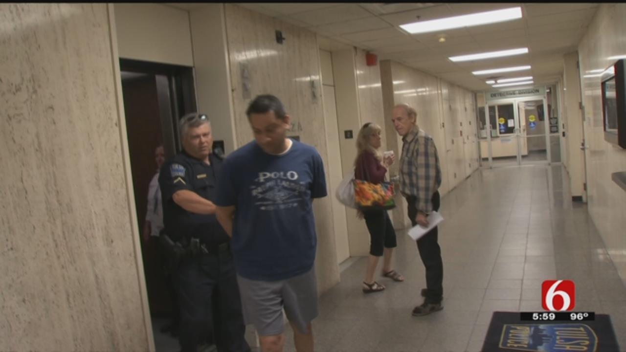Tulsa Dentist Arrested In Death Of Girlfriend's Son