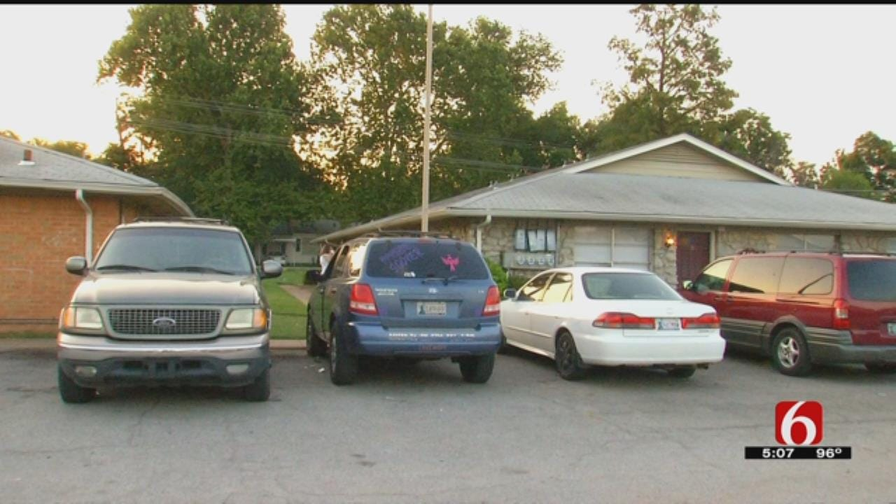 TPD: Intruder Pistol-Whips Tulsa Man, Woman In Home Invasion