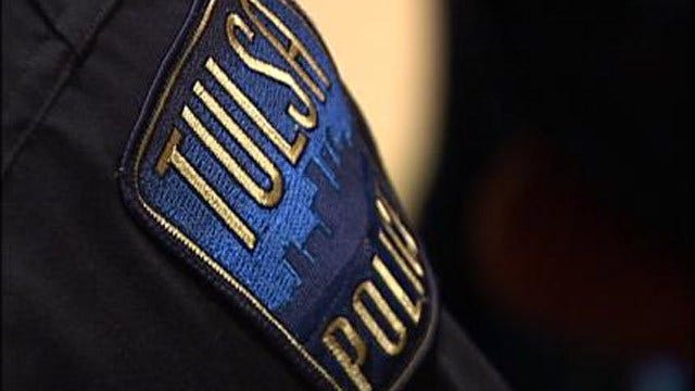 Tulsa Officers Receive Support In Wake Of Nation's Police Killings