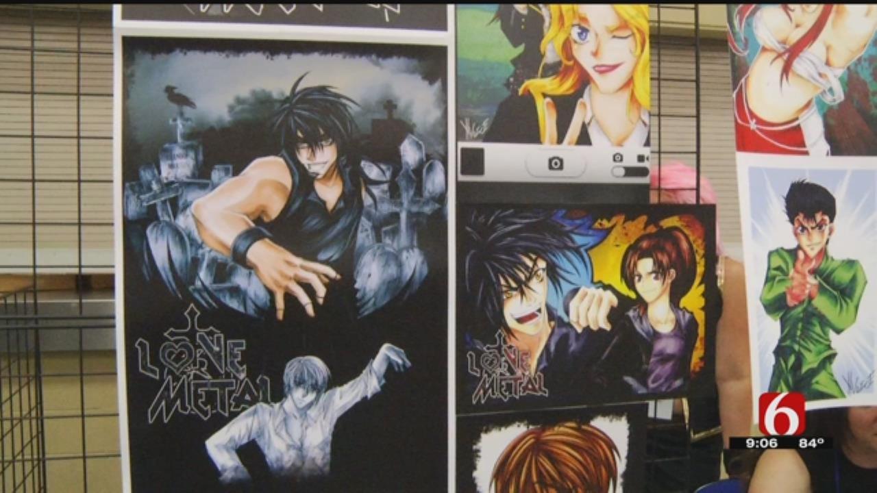 Anime Festival Takes Over Downtown Tulsa