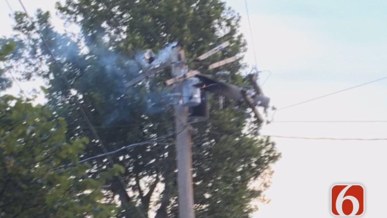 Joseph Holloway: Transformer Strike In Tulsa