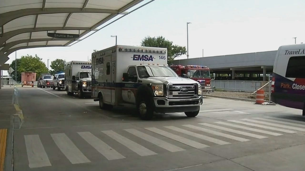Tulsa Fire Department: Sick Delta Airline Passengers Had Elevated CO Levels