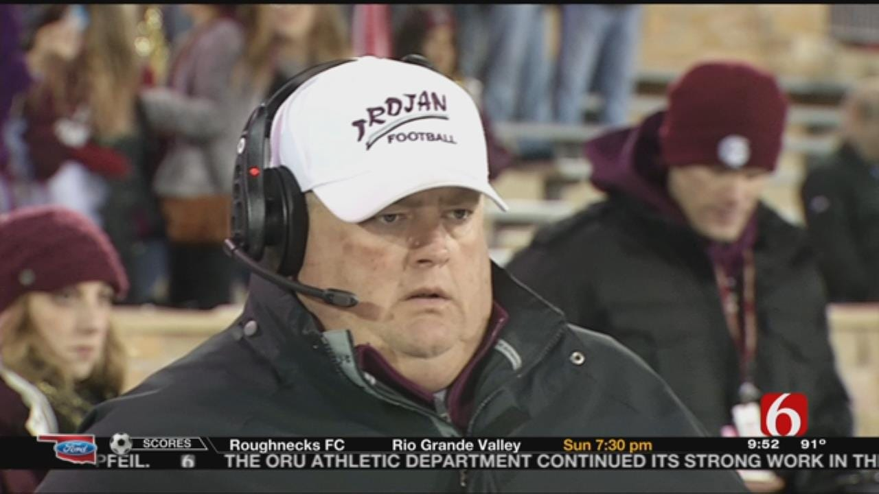 Jenks Head Football Coach Allan Trimble Diagnosed With ALS