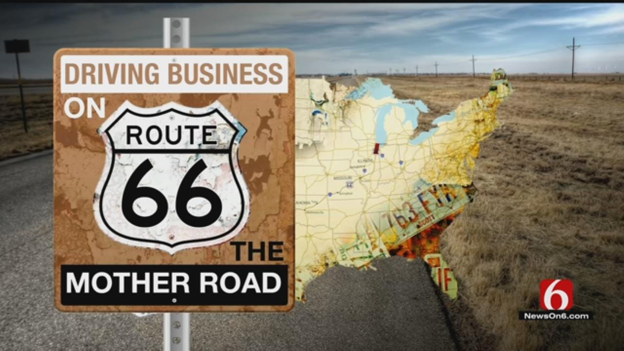 As 'Mother Road' Turns 90, Tulsa Pushes To Save Route 66 Businesses