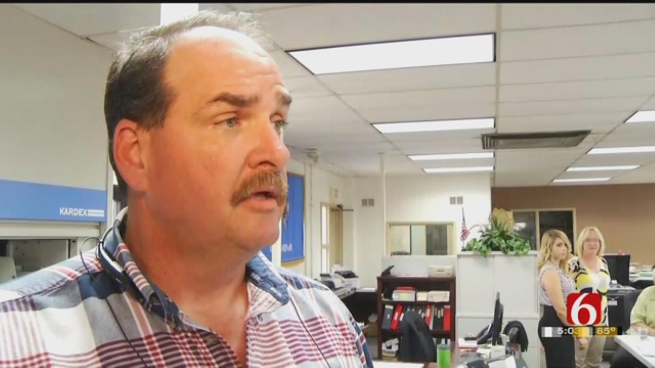 Wagoner County Election Board: Elliott Wins Sheriff Election