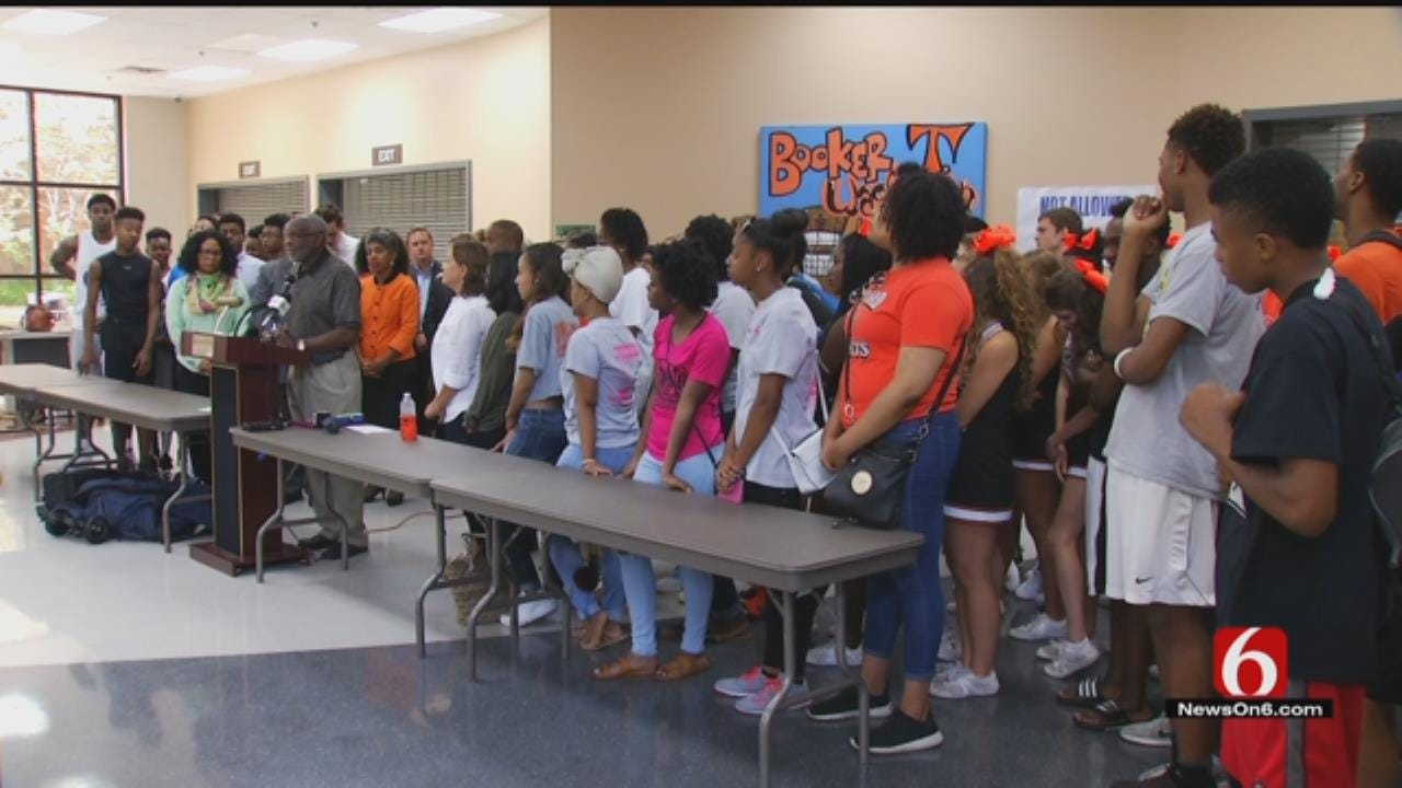 Donation Helps Tulsa High School Hire Back Four Teachers