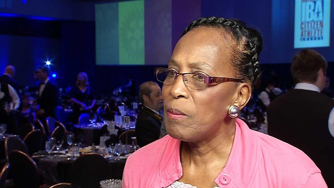 Legendary Olympian Awarded Female Iba Award