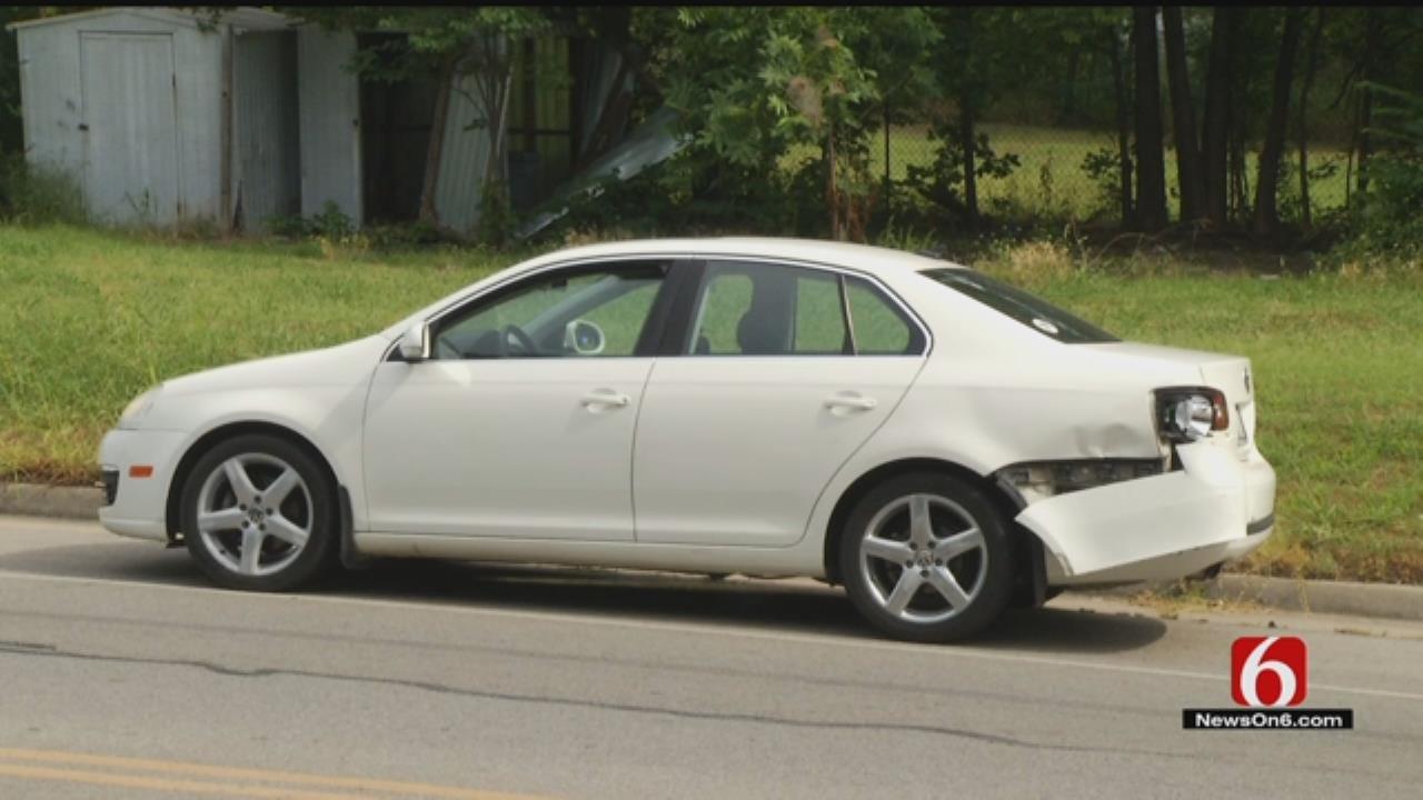 Woman Steals Car From Sapulpa Garage Sale Customer, Police Say