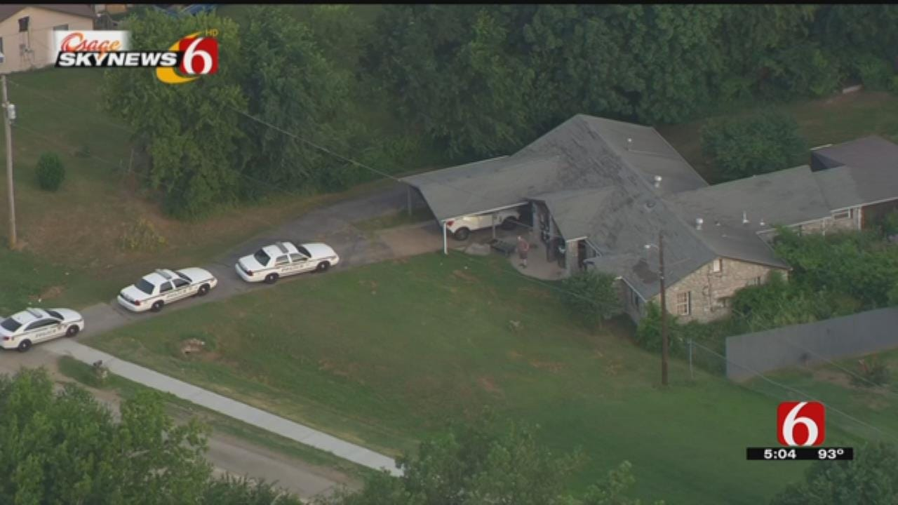 Police: Husband Stops Tulsa Home Robbery Attempt
