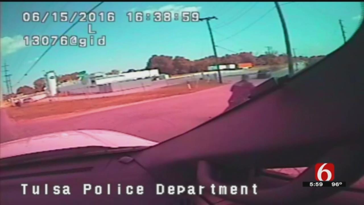 WEB EXTRA: New Video Of Fatal Officer-Involved Shooting