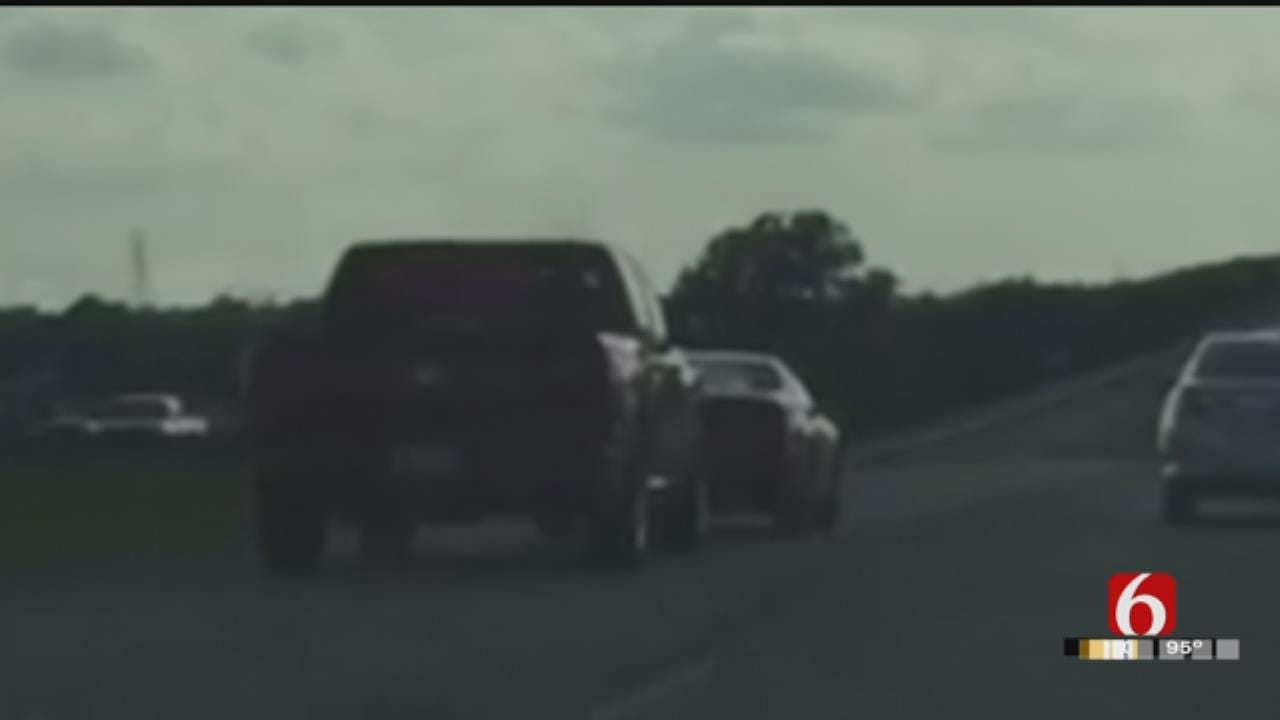 Muskogee Police Issue Alert For Truck In Road Rage Incident