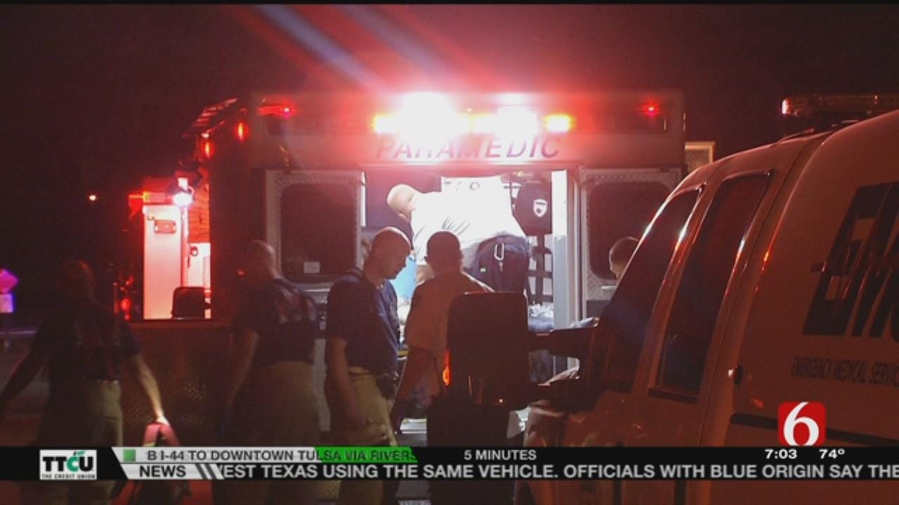First Responders Revive Tulsa Boy In Near Drowning