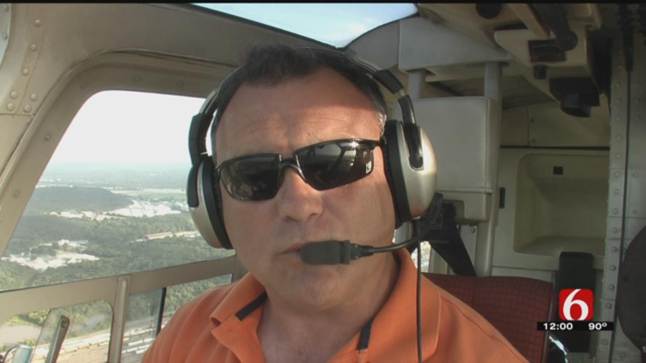 Osage SkyNews 6 HD Pilot Will Kavanagh Talks About The Mower Accident
