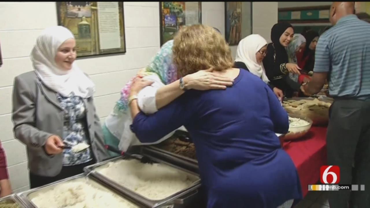 Tulsa Islamic Society, LGBT Rights Group Promote Peace