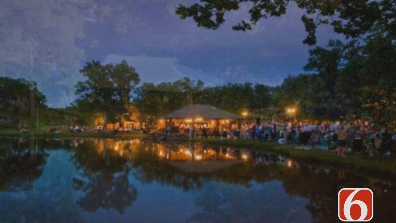 Craig Day: Extreme Heat Moves OK Mozart's Outdoor Concert Indoors