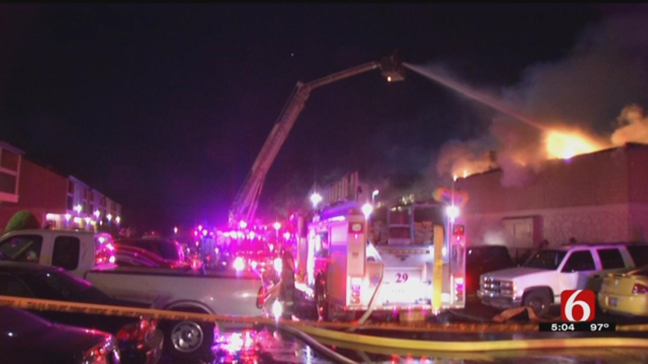 New Study Raises Questions About Needs At Tulsa Fire Department