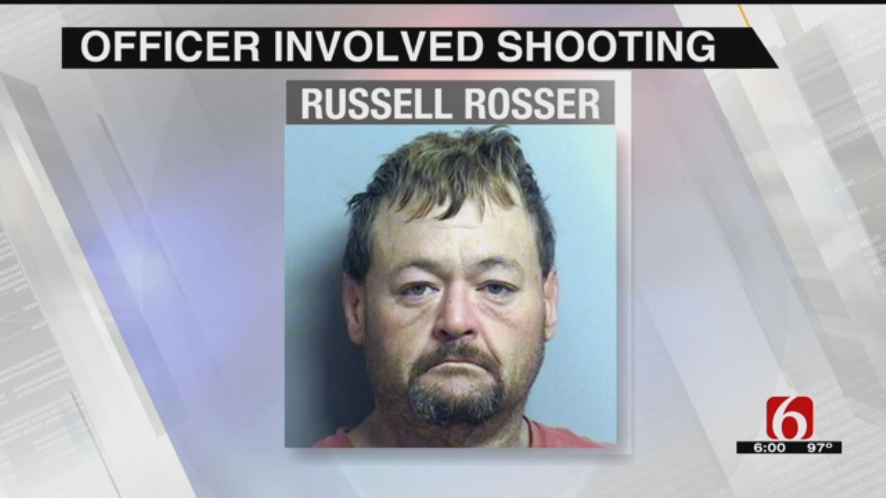 TPD Identifies Sergeant, Suspect Shot In Fatal Shooting