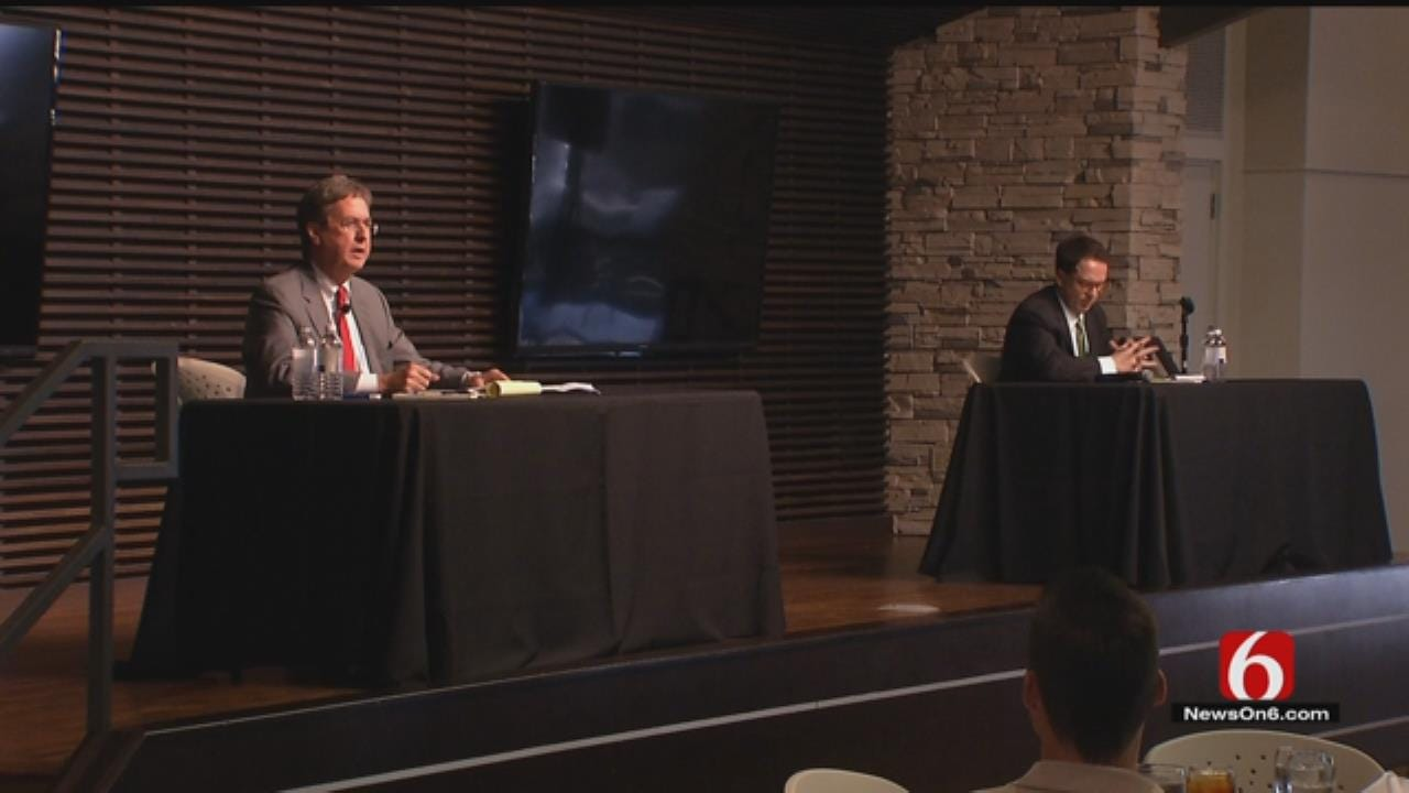 Candidates Continue To Debate In Tulsa Mayoral Race