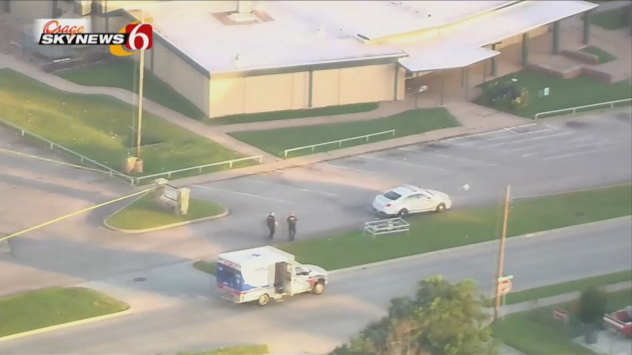 Osage SkyNews 6 HD: Two Found Dead In Tulsa Park