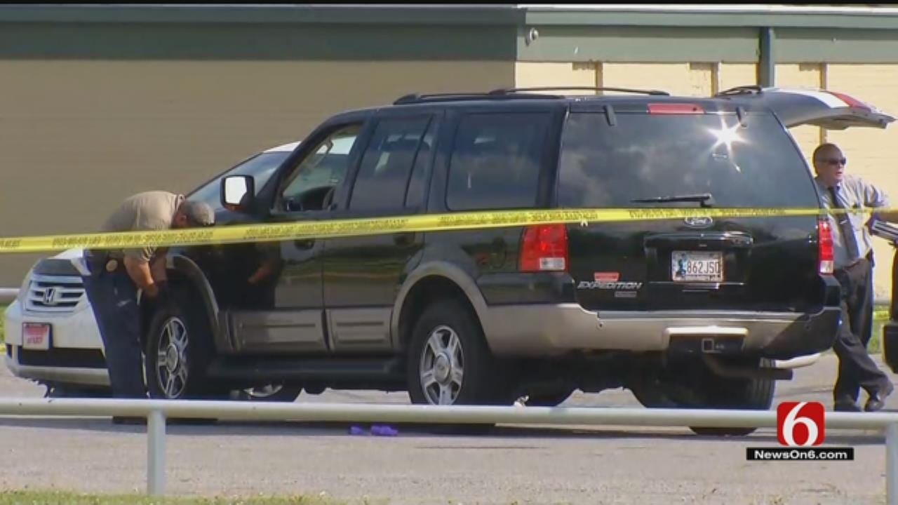 Two People Shot To Death At Tulsa Park, Children Unharmed