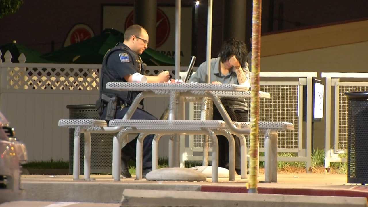 Dave Davis: Two Men Rob Tulsa Woman At Gunpoint