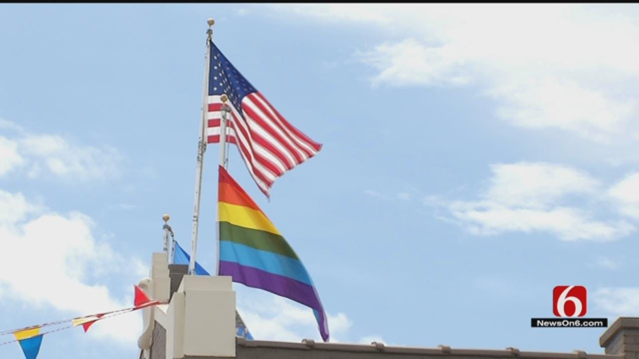 Tulsans Hold Vigil For Orlando Shooting Victims