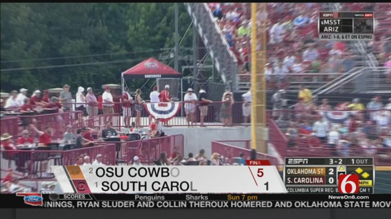 OSU One Win Away From First World Series Trip Since 1999