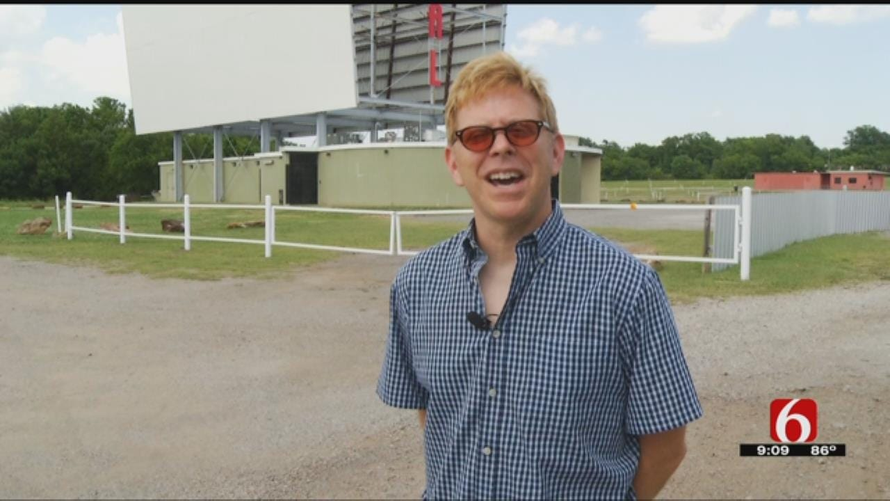 Tulsa's Admiral Twin Drive-In Celebrates 65th Anniversary