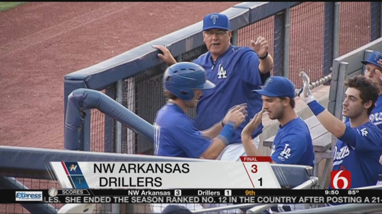 Drillers Record Winning Streak Snapped In Loss To Northwest Arkansas
