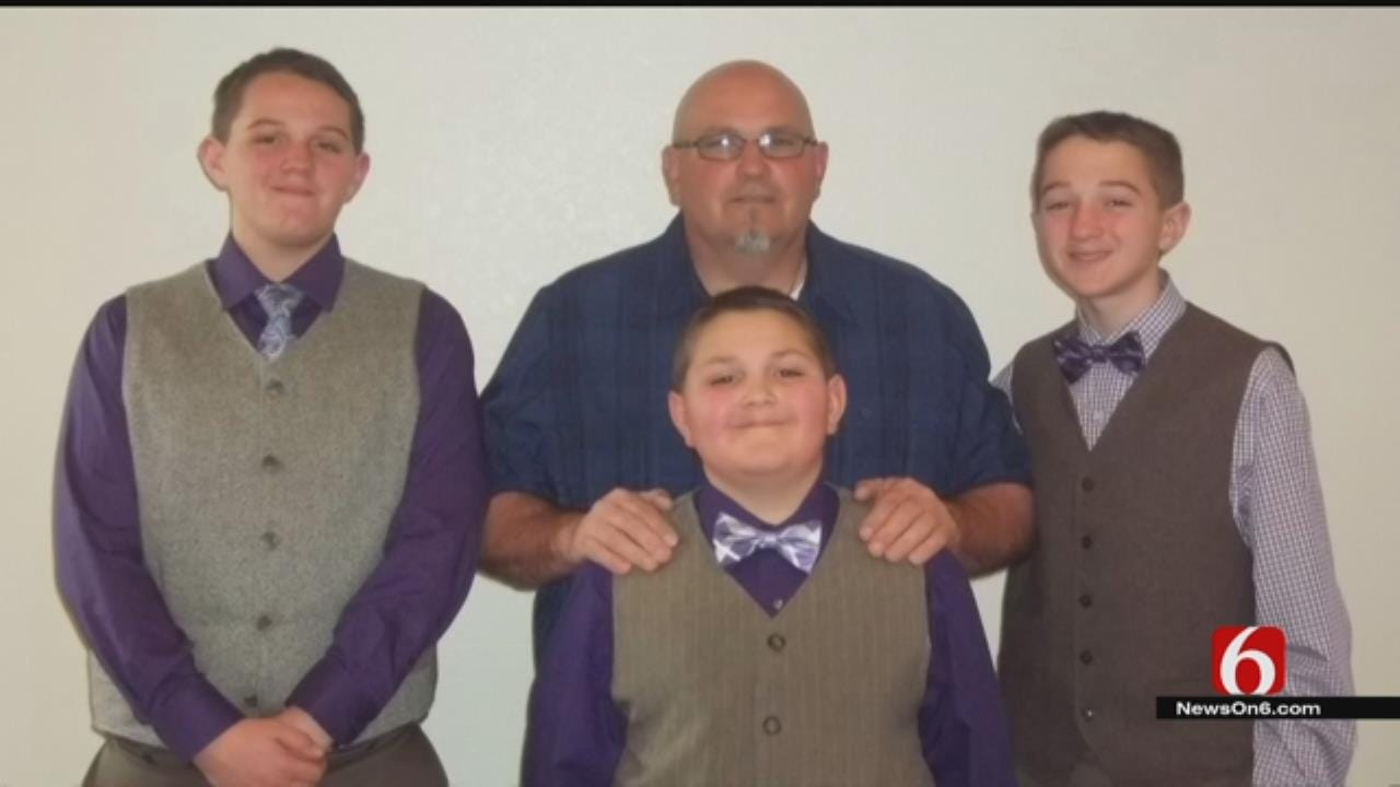 Family Of ODOT Worker Killed On Job Pleads For Drivers To Put Down Phones