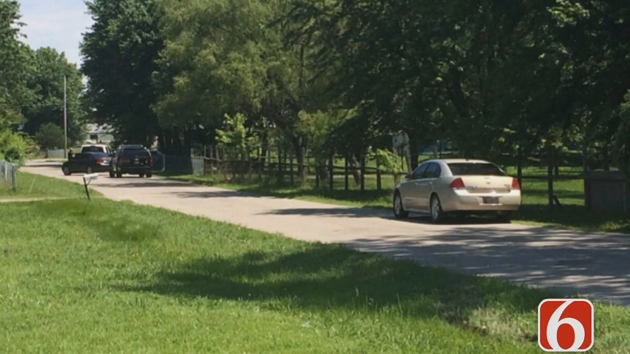 Melissa Hawke Says A Man Surrendered To Police After Standoff With Broken Arrow Police
