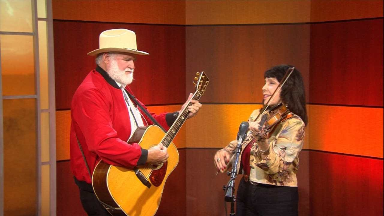 Jana Jae & Bob Fjeldsted Perform On 6 In The Morning