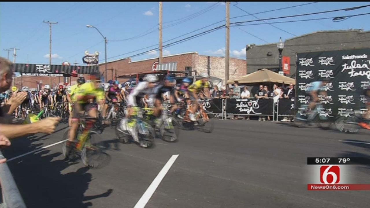 Tulsa Tough Looking For Volunteers For Three-Day Event