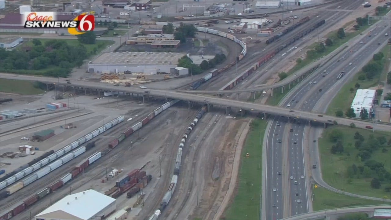 WEB EXTRA: Video Of 23rd Street Bridge From Osage SkyNews 6 HD