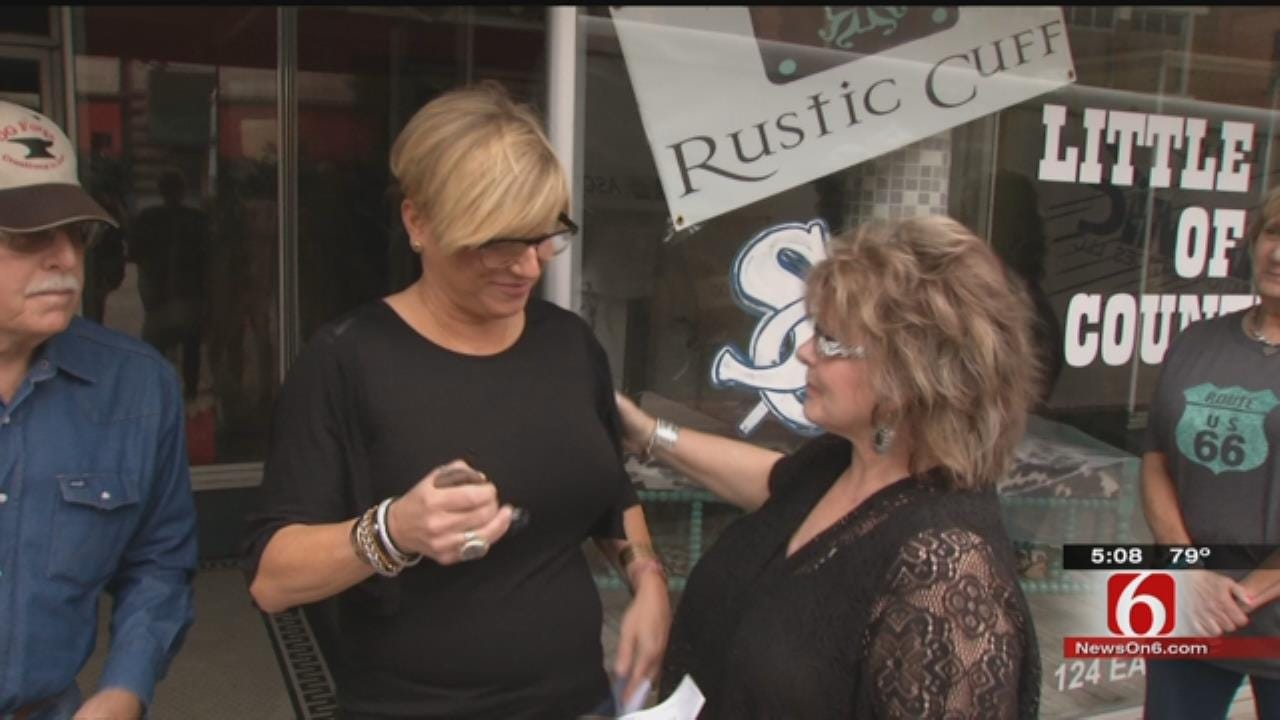 Rustic Cuff Founder Donates $100,000 To Storm-Damaged Sapulpa Shop