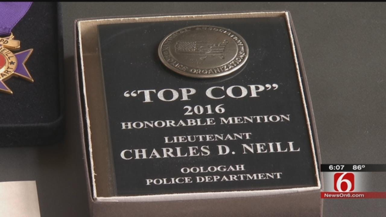 Oologah Officer Shot In 2015 Pursuit Still Recovering