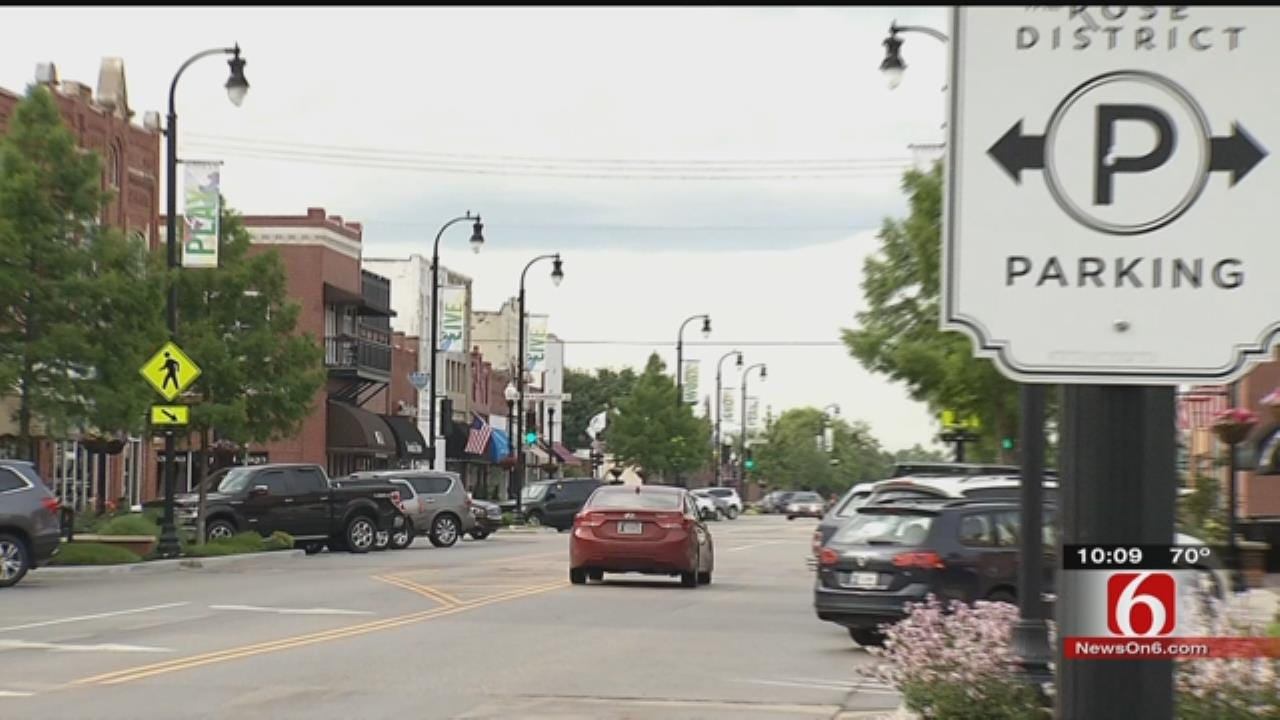 BA Mayor Encourages Infrastructure Bills To Continue Rose District Development