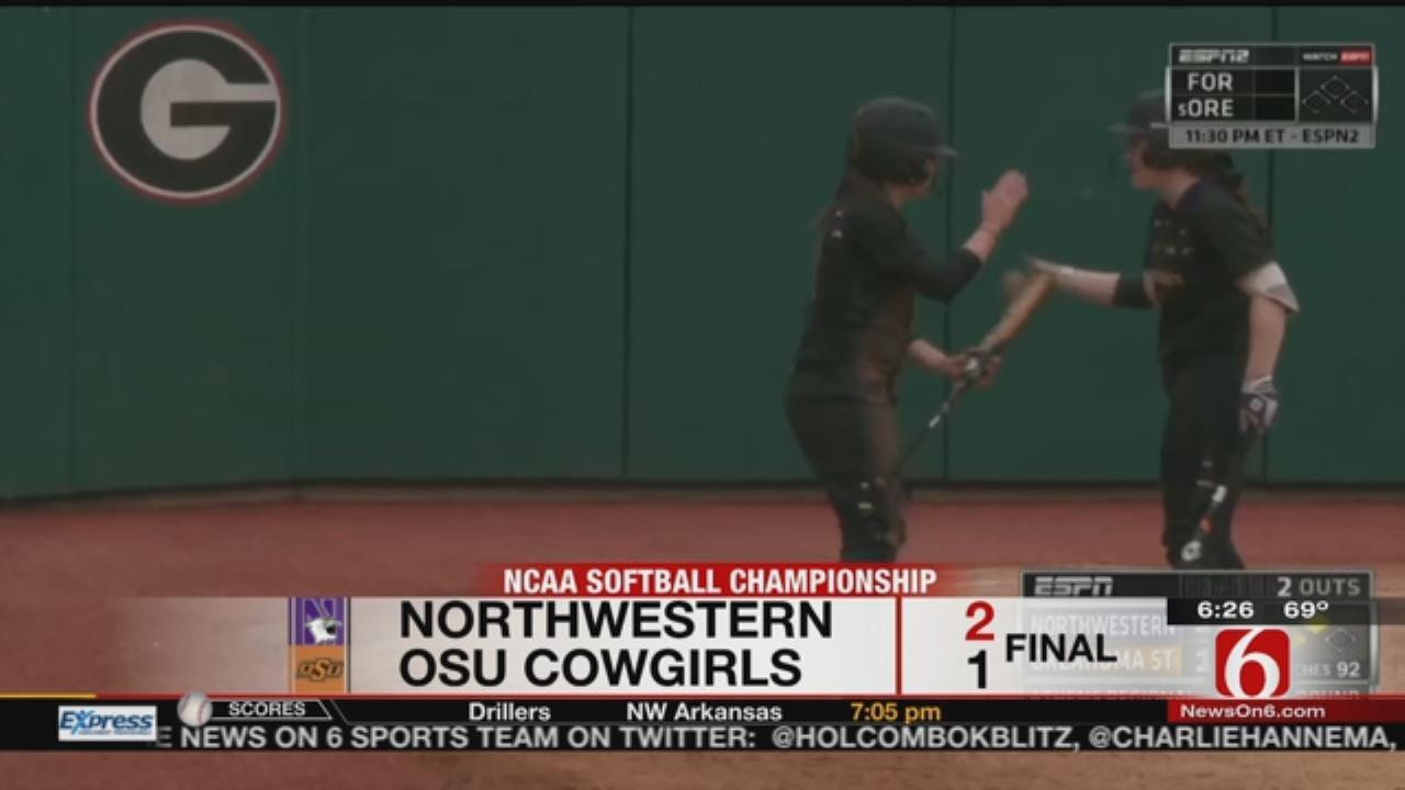 OSU Drops Heartbreaker To Northwestern In Postseason Play