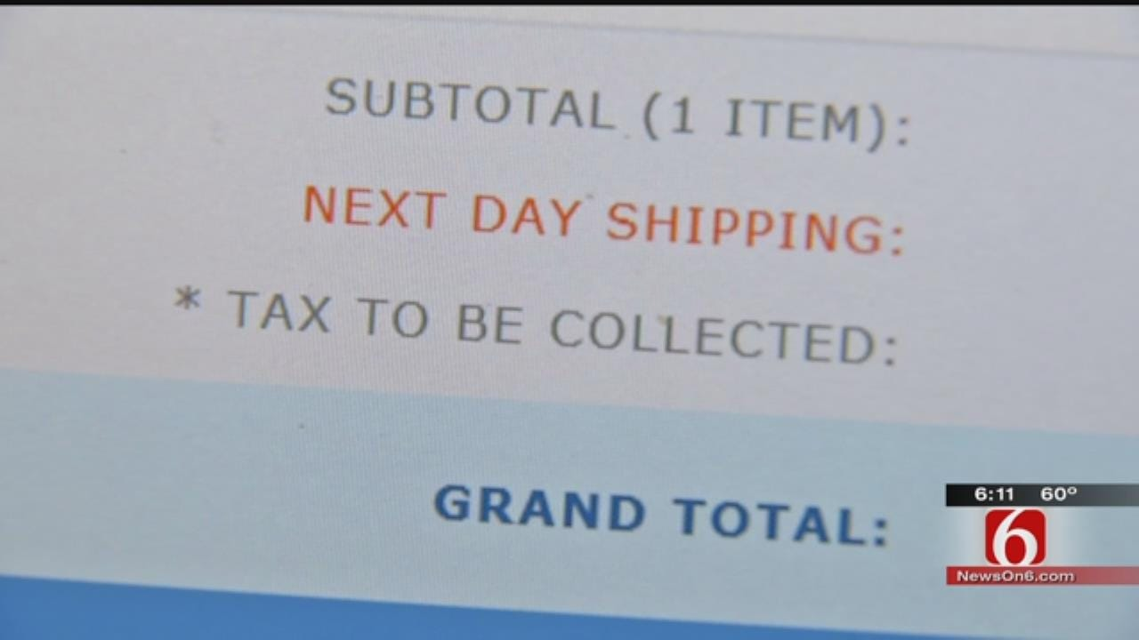 New Oklahoma Law Requires Sales Tax On Online Purchases