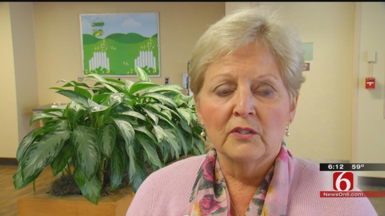 Tulsa Hospital Focuses On 'Art Of Healing'