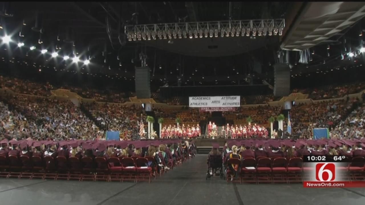 Jenks Graduates Most National Merit Scholars In School History