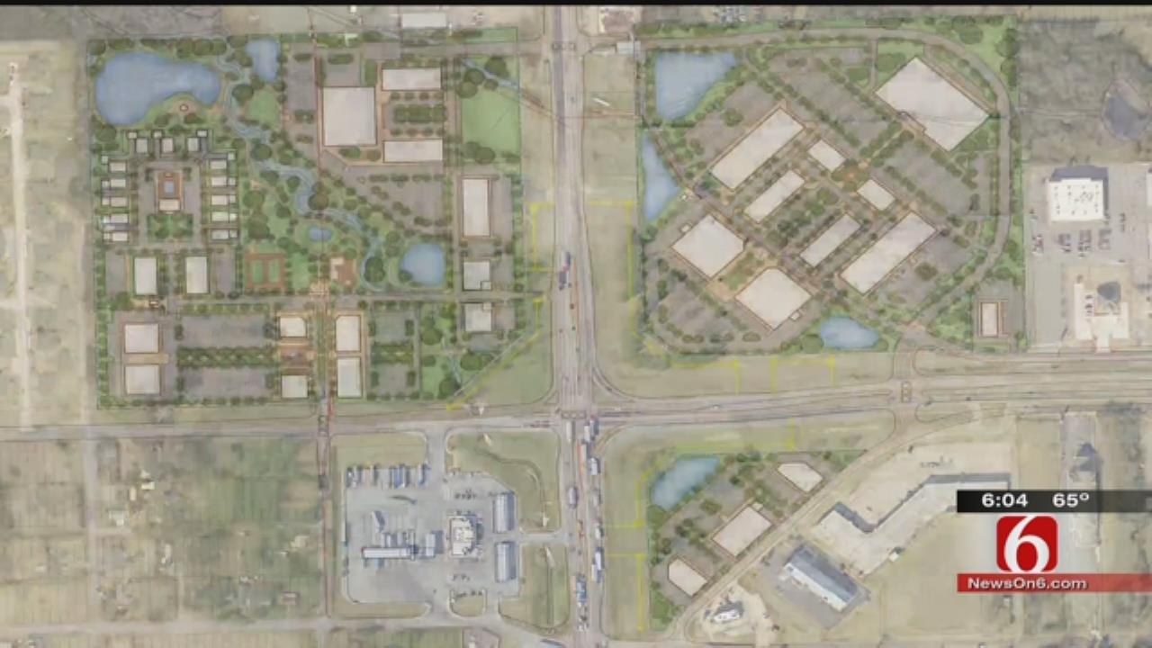 Muskogee Leaders Seek Interested Developers For Three Corners Development