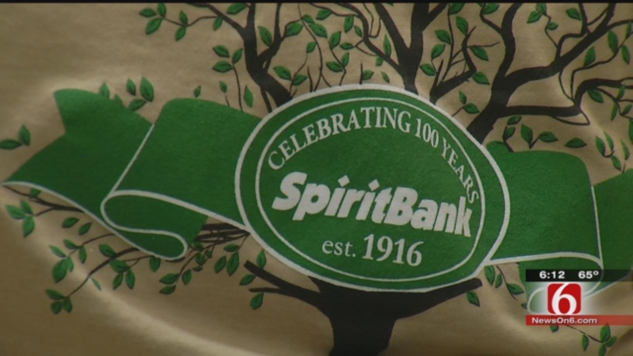 Bristow Celebrates 100 Years Of Spirit Bank