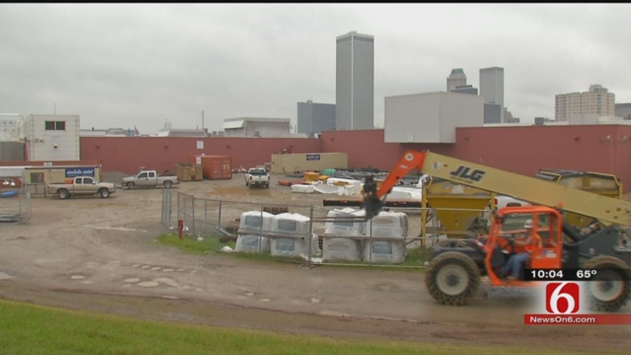 Tulsa County Diverting Funds To Finish Over Budget Jail Expansion