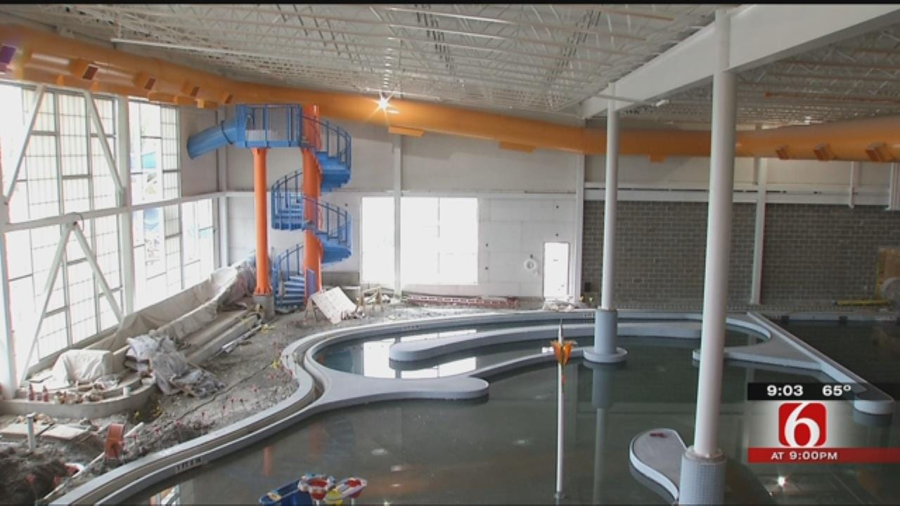 Tulsa YMCA Getting $21 Million In Improvements