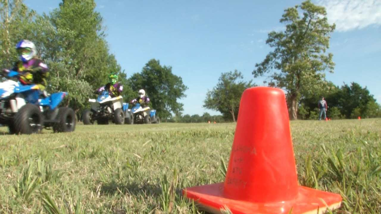 ATV Rider Safety Course Goal Is To Reduce Oklahoma Fatalities