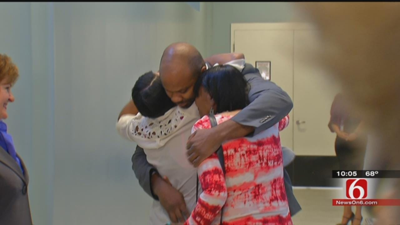 Tulsa Men Freed After 21 Years In Prison, Not Bitter About The Past